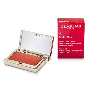 Clarins Cream Blush – # 04 Rosewood 4g/0.1oz