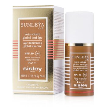 SisleySunleya Cuidado Solar Global Minimizador de Edad SPF 30 50ml/1.7oz