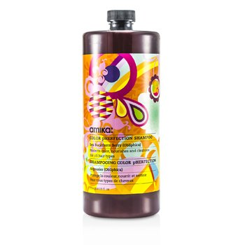 Color Pherfection Shampoo (For All Hair Types) Amika Color Pherfection Shampoo (For All Hair Types) 1000ml/33.8oz