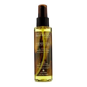 Alterna Bamboo Smooth Kendi Oil Dry Oil Mist (For Medium Hair Types)  125ml/4.2oz