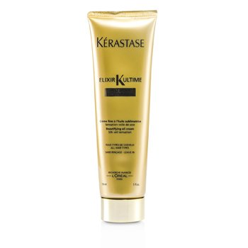 Kerastase Elixir Ultime Beautifying Oil Cream (For All Hair Types) 150ml/5oz