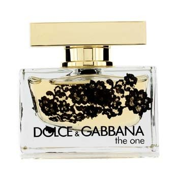 Dolce & GabbanaThe One Eau De Parfum Spray (Lace Edition) 50ml/1.6oz