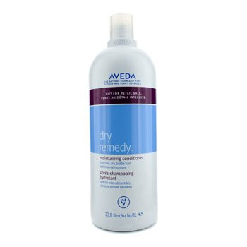 AvedaDry Remedy Moisturizing Conditioner - For Drenches Dry, Brittle Hair (New Packaging - Salon Product) 1000ml/33.8oz
