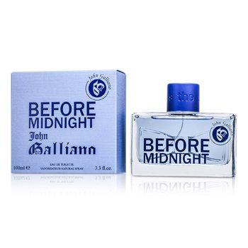 John Galliano Before Midnight Eau De Toilette Spray 100ml/3.3oz
