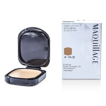 ShiseidoMaquillage Essence Cover Compact UV SPF24 (Refill) - # OC30 12g/0.4oz