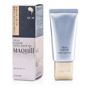 ������ͧ��� Maquillage True Liquid Long Keep UV SPF30 - # OC30 30g/1oz