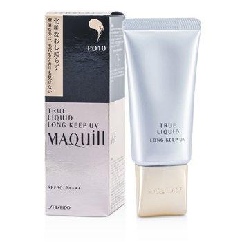 ShiseidoMaquillage True Liquid Long Keep UV SPF30 - Alas Bedak - # PO10 30g/1oz