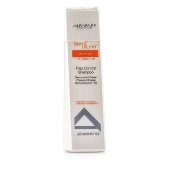 AlfaParf Semi Di Lino Discipline Frizz Control Shampoo (For Rebel Hair)  250ml/8.45oz