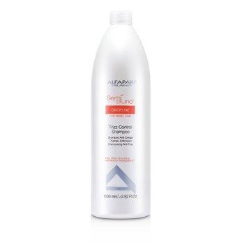AlfaParfSemi Di Lino Discipline Frizz Control Shampoo (For Rebel Hair) 1000ml/33.82oz