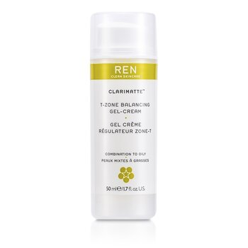 RenClarimatte Gel Crema Balanceadora de la Zona T (Para Piel Mixta a Grasa) 50ml/1.7oz