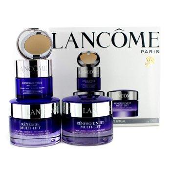 Lanc�meRenergie Multi-Lift Ritual Travel Set: Firming Cream SPF 15 50ml + Night Cream 50ml + Eye Duo 15ml 3pcs