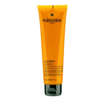 Rene FurtererOkara Light Activating Conditioner (For Highlighted, Bleached Hair) 150ml/5.07oz