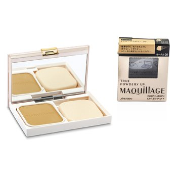 PowderMaquillage True Powdery UV Foundation SPF25 (Case+Refill)10g/0.33oz