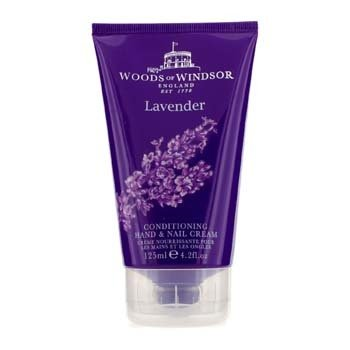 Woods Of WindsorLavender Conditioning Hand & Nail Cream 125ml/4.2oz