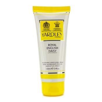 Yardley Royal English Daisy Crema Nutritiva de Manos & U�as  100ml/3.4oz