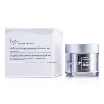 H2O+Total Source All Day Cream 50ml/1.7oz