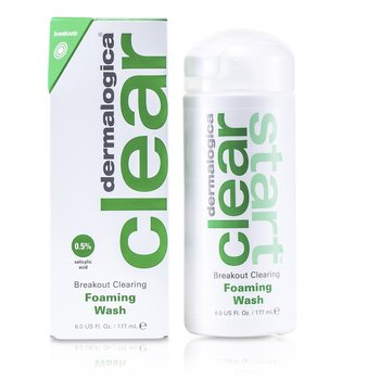 DermalogicaClear Start Breakout Clearing Jab�n Espumoso 177ml/6oz