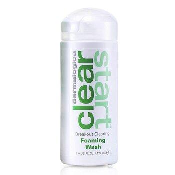 Clear Start - CleanserClear Start Breakout Clearing Foaming Wash 177ml/6oz
