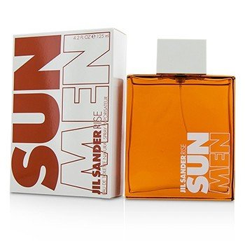 Jil Sander Sun Rise Eau De Toilette Spray 125ml/4.2oz