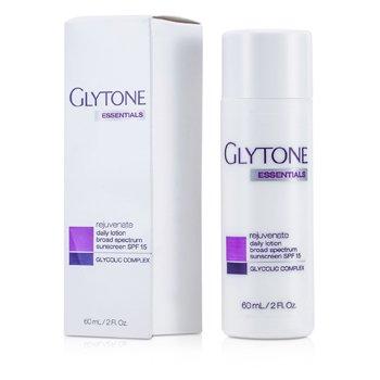 Glytone Essentials Rejuvenate Daily Lotion SPF 15  60ml/2oz