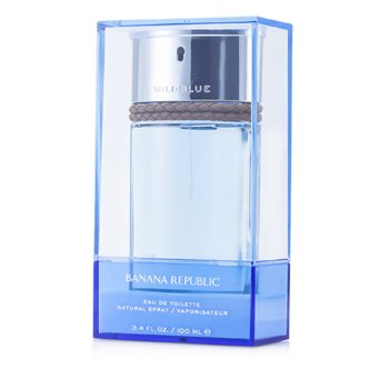 Banana RepublicWildblue Eau De Toilette Spray 100ml/3.4oz