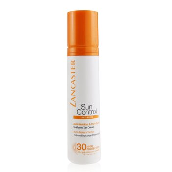 Lancaster Sun Control Face Uniform Tan Cream SPF 30  50ml/1.7oz
