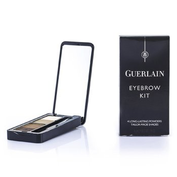 Guerlain Eyebrow Kit (3x Powder, 1x Highlighter, 1x applicator) - # 00 Universel  4g/0.14oz