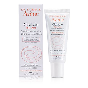 AveneCicalfate Post Procedure Emulsi�n Recuperadora de Piel (Para Piel Sensible & Fr�gil) 40ml/1.35oz