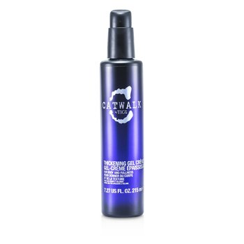 TigiCatwalk Gel Crema Engrosador (Para Cuerpo y Plenitud) 215ml/7.27oz