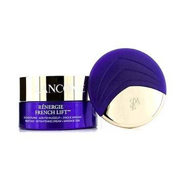 LancomeRenergie French Lift: Night Duo - Retightening Cream + Massage Disk 50ml/1.7oz