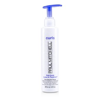 Curls Full Circle Leave-In Treatment