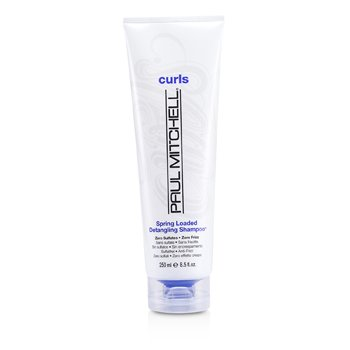 Paul Mitchell Curls Spring Loaded Frizz-Fighting Shampoo  250ml/8.5oz