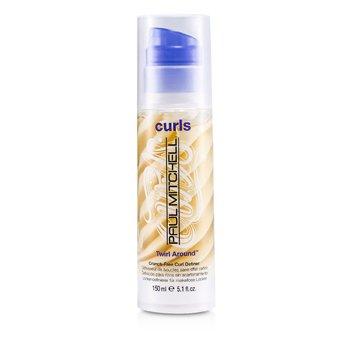 Paul Mitchell Curls Twirl Around Crunch-Free Curl Definer 150ml/5.1oz hair care