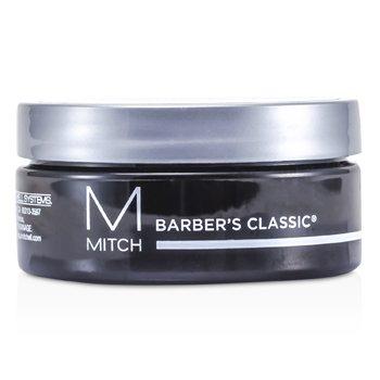 Paul MitchellMitch Barber's Classic Pomada Agarre Moderado Alto Brillo 85g/3oz