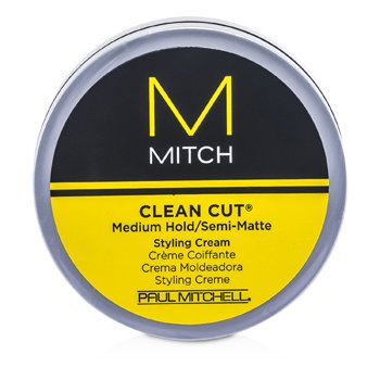 Paul MitchellMitch Clean Cut Medium Hold/Semi-Matte Styling Cream 85g/3oz