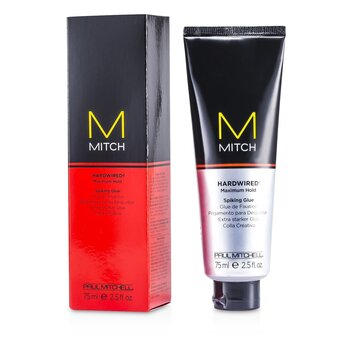 Paul MitchellMitch Hardwired Pegamente M�ximo Agarre 75ml/2.5oz