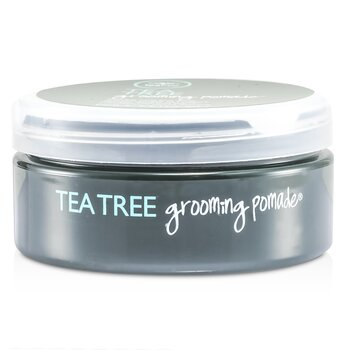Tea Tree Grooming Pomade (Flexible Hold and Shine)