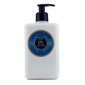 L'OccitaneShea Butter Ultra Rich Body Lotion - Losion Tubuh 500ml/16.9oz