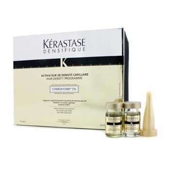 KerastaseDensifique Hair Density Programme (Formula For Men And Women) 10x6ml/0.2oz