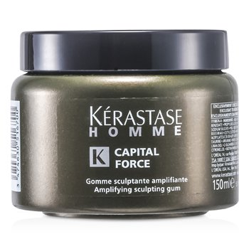 KerastaseHomme Capital Force Goma Esculpidora Amplificadora 150ml/5.1oz
