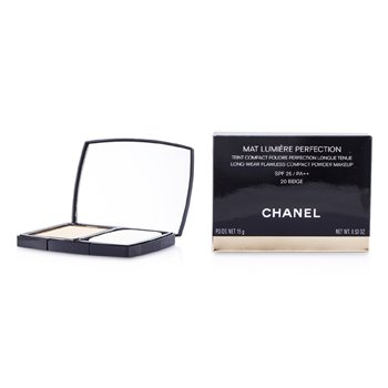 ChanelMat Lumiere Perfection Long Wear Flawless Compact Powder Makeup SPF2515g/0.53oz