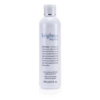Brighten My Day Универсальный Совершенствующий Осветляющий Лосьон 240ml/8oz, Philosophy  - Купить