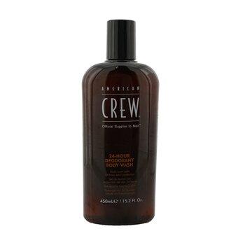 American Crew 24-Hour Deodorant Body Wash 450ml/15.2oz