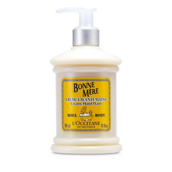 L'Occitane Creamy Hand Wash (Honey) 300ml/10.1oz
