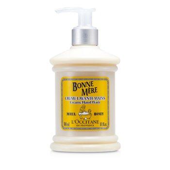 L'OccitaneCreamy Hand Wash (Honey) 25SL300M12 OK 300ml/10.1oz