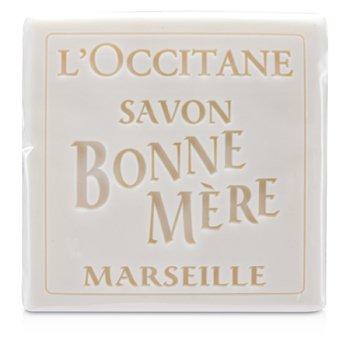 L'Occitane Bonne Mere Soap - Milk - Sabun  100g/3.5oz