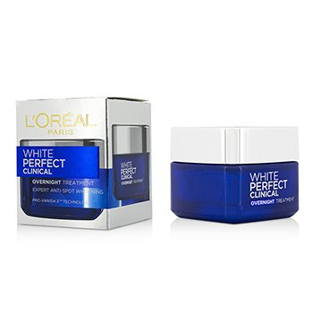 L'OrealWhite Perfect Laser Turn-Aroud Overnight Treatment 50ml/1.7oz