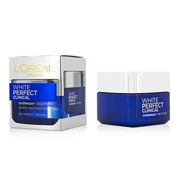 L'OrealWhite Perfect Laser Turn-Aroud Tratamiento Para La Noche 50ml/1.7oz