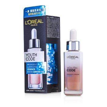 L'OrealYouth Code Prodigious Luminizing Essence 30ml/1oz