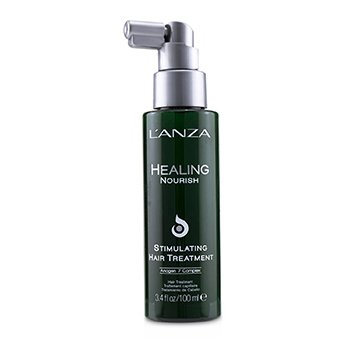 LanzaHealing Nourish Stimulating Hair Treatment (For Areas of Advanced Thin-Looking Hair) 100ml/3.4oz